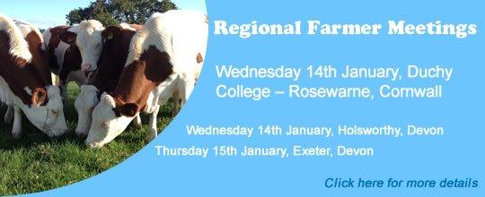 Regional Farmer Meetings