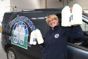 Free Range Dairy Stephensons