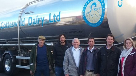 Free Range Dairy Cotteswold Dairy