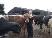 Free Range Dairy | Alice Herdswoman
